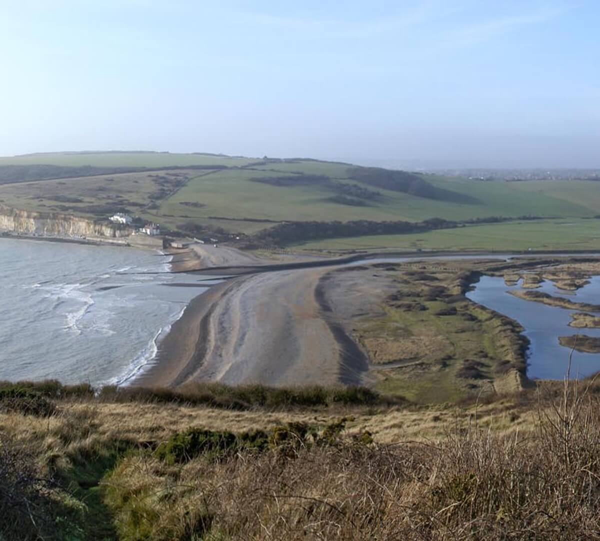 the cuckmere estuary project Cuckmere estuary - post pathfinder meeting  and the consensus view achieved through the pathfinder project will help to inform the plan 1 agenda point.