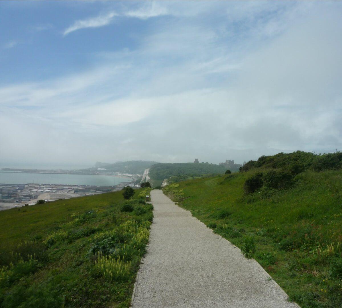 Langdon Cliffs Dover